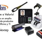 ¡Acércate a Valoris!